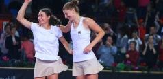 WTA Wuhan: Finală de gală pentru Irina și Monica