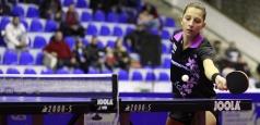 Elizabeta Samara, în semifinalele probei de simplu la Europene