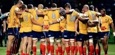 Primul XV al României pentru meciul cu echipa Canadei