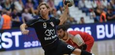 Liga Campionilor: HCM Minaur Baia Mare - Kadetten Schaffhausen 31-31