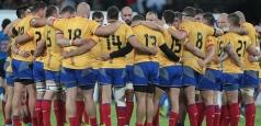 Primul XV al României pentru meciul cu Italia