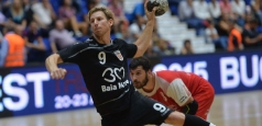 Liga Campionilor: Elverum Handball Herrer - HCM Minaur Baia Mare 28-28