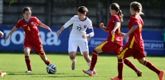 Fotbal feminin: Slovacia - România 5-0, în preliminariile CE U17