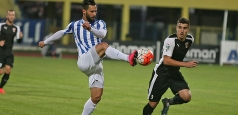 Liga 1: CSMS Iași - FC Voluntari 2-1