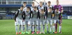 FC Viitorul s-a calificat în turul al doilea al UEFA Youth League