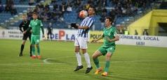 Liga 1: Tristețe în târgul Iașilor