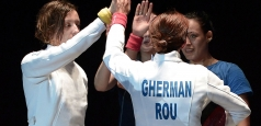 Cupa Mondială: Echipa feminină de spadă, argint la Legnano