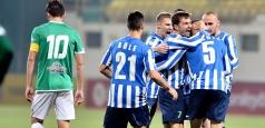 Cupa României: CSMS Iași răstoarnă scorul după pauză