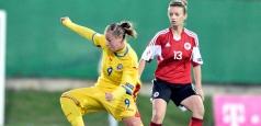Fotbal feminin: România - Albania 3-0 în preliminariile Euro 2017