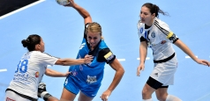 Liga Campionilor: CSM București - Buducnost Podgorica 22-28
