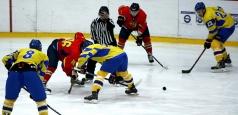 Euro Ice Hockey Challenge: Echipele României au pierdut meciurile de debut
