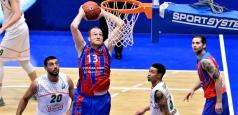 Steaua CSM EximBank joacă al treilea meci european în Sala Polivalentă