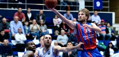 Eurocup: Steaua CSM Eximbank - Buducnost 81-75