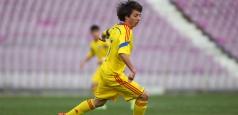 Preliminariile CE U19: România - Feroe 2-0