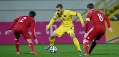 Preliminariile CE U-21: România - Danemarca 0-3