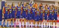 Naționala feminină debutează în calificările pentru EuroBasket Women 2017