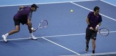 ATP Londra: Tecău și Rojer, spre semifinale fără pași greșiți