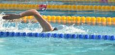 Nouă recorduri în prima zi a Campionatelor Naționale în bazin scurt