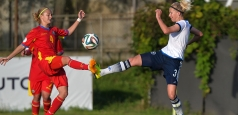 Fotbal feminin: Grecia - România 1-3, în preliminariile EURO 2017