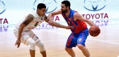 Eurocup: O nouă înfrângere pentru Steaua CSM Eximbank