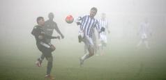 Liga 1: Egal în ceață