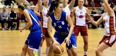 CSU Alba Iulia, victorie cu emoții în Liga Europei Centrale