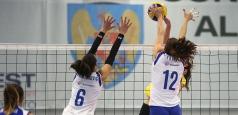 CSM București s-a calificat în optimile Cupei CEV