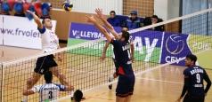 CS Volei Municipal Zalău s-a calificat în optimile Cupei CEV