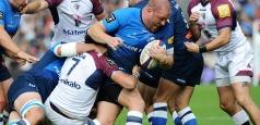 Rugbyștii români au jucat în Franța