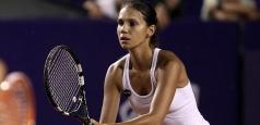 WTA Brisbane: Olaru, parcurs scurt pe tabloul de dublu