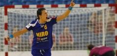 "Cristina Neagu a fost desemnată ""Mizuno Female World Handball Player 2015"""
