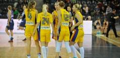Baschetbalistele selecționate pentru meciurile cu Turcia și Bosnia-Herțegovina