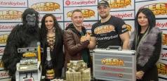 Un bucureștean a câștigat un Megajackpot de 70.000 euro în prima săptămână din 2016