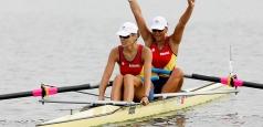 Trei canotoare române în Top 5
