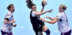 CSM București, victorie în Liga Campionilor