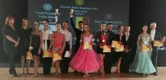 România pe primul loc la Dance Sport Cup Madrid