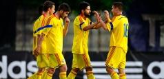 Meci amical: România U19 - Apoel Nicosia U19 1-1
