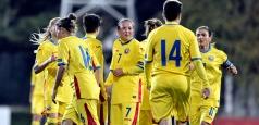 România - Lorca 8-0, într-un meci amical
