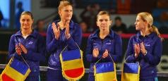 Echipa de FED Cup a României pentru meciul cu Cehia