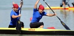 Cupa României va deschide sezonul la kaiac-canoe