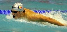 Alex Coci se va pregăti cot la cot cu Michael Phelps