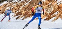 Biatlon: Locuri modeste pentru români la Cheile Grădiștei