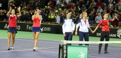 Fed Cup: Ne pregătim de play-off