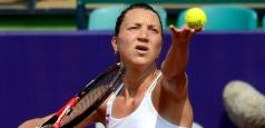 WTA St. Petersburg: Țig nu profită de șansa oferită