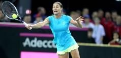 WTA St. Petersburg: Niculescu câștigă duelul româncelor