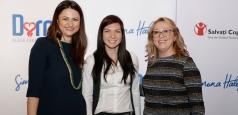 Dorna, Salvați Copiii și Simona Halep te invită să donezi timp  pentru viața copiilor născuți prematur