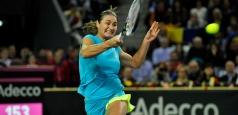 WTA St. Petersburg: Niculescu se oprește în optimi
