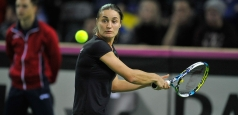 WTA St. Petersburg: Niculescu abandonează, Bogdan pierde incredibil