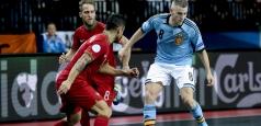 Bogdan Sorescu va arbitra finala Campionatului European