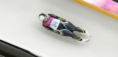 Sanie: La un pas de medalie la Campionatele Europene